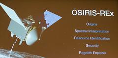 DAK_5309r (crobart) Tags: bennu osirisrex asteroid samplereturn mission rom connects talk public royal ontario museum