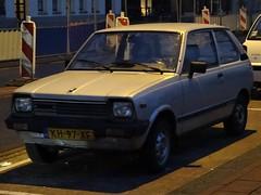 1984 Suzuki Alto (harry_nl) Tags: netherlands nederland 2018 amsterdam suzuki alto kh97xf sidecode4