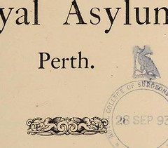 This image is taken from The sixty-sixth annual report of James Murray's Royal Asylum Perth (Medical Heritage Library, Inc.) Tags: james murrays royal asylum for lunatics hospitals psychiatric perthshire scotland wellcomelibrary ukmhl medicalheritagelibrary europeanlibraries date1893 idb30317216