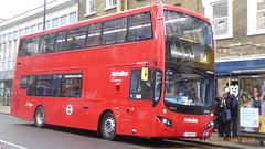 P1140868 VMH2537 LF68 PXO at Archway Station Junction Road Archway London (LJ61 GXN (was LK60 HPJ)) Tags: metroline volvob5lhybrid mcvevoseti mcv evoseti 105m 10490mm vmh2537 lf68pxo nb915