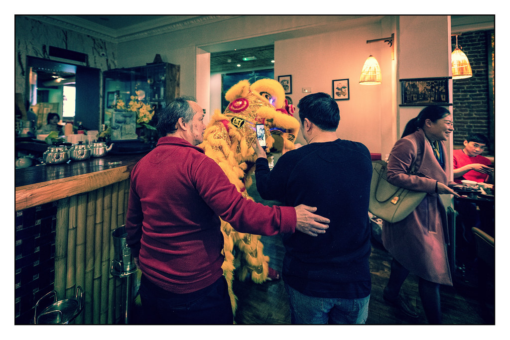 I WAS INVITED TO THE LUNAR NEW YEAR CELEBRATION AT MR. DINH ON CAPEL STREET [ THE YEAR OF THE PIG]-148711