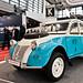 Citroën 2CV Sahara ORTF 1961