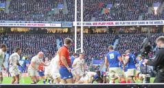 England v France 16 (oldfirehazard) Tags: england engvfra france rugby rugbyunion rufc 6nations sport twickenham london 2019 february international outdoor stadium winter