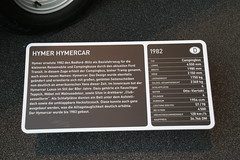 Hymer Hymercar Ford Transit (1982) (Mc Steff) Tags: hymercar ford transit 1982 wohnmobil camper erwinhymermuseum