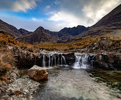 Fairy pools on the Isle of Skye (Ratters1968: Thanks for the Views and Favs:)) Tags: canon7dmk2 martynwraight ratters1968 canon dslr photography digital eos scotland scottish skye isleofskye innerhebrides view landscape beauty scenic scenery mountains mountainous wildlife nature nationaltrust highlands culture fairypools glenbrittle alltcoiramhadaidhriver blackcuillinmountain carbost swimming blackcuillins riverbrittle water stream pool pools