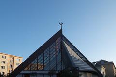 IMGP3702_1 (hlavaty85) Tags: prague praha kostel neposkvrněného početí panny marie nativity mary strašnice