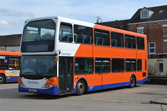 Centrebus (Will Swain) Tags: grantham 4th august 2018 bus buses transport travel uk britain vehicle vehicles county country england english