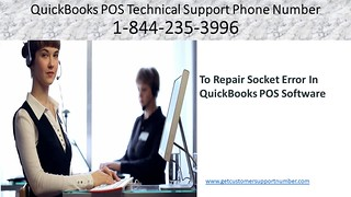 QuickBooks POS Technical Support Phone Number