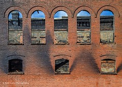 After the Fire (Kool Cats Photography over 11 Million Views) Tags: wall burnt fire brick red architecture artistic abstract oklahoma guthrie outdoor
