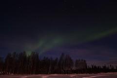 Ivalo: Polarlichter (Duckwaffle21) Tags: inari lappi lappland suomi finland northernlights auroraborealis