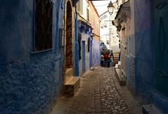 Chefchaouen, Morocco, January 2019 D810 846 (tango-) Tags: chefchaouen bluecity villaggioblu bluevillage morocco maroc 摩洛哥 marruecos марокко المغرب
