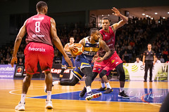 Darell D Coombs with a lay up (cliffwilliams449) Tags: sport basketball britishbasketballleague worcesterwolves sonyilce7m3