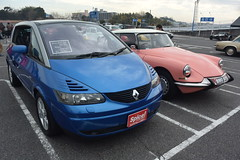 maiks1902009 (tanayan) Tags: car automobile aichi japan nikon v3 愛知 日本 togo 東郷 autoplanet caffee renault citroen ds avantime french