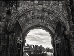 20190224-0071-Edit (www.cjo.info) Tags: bw europe europeanunion historicscotland jedburgh jedburghabbey m43 m43mount microfourthirds nikcollection olympus olympusmzuikodigitaled918mmf4056 olympuspenf scotland scottishborders silverefexpro silverefexpro2 unitedkingdom westerneurope abbey architecture blackwhite blackandwhite carving cloud digital door doorway gothic monochrome religion religiousbuilding ruins sky stone stonework viewthroughadoor wood