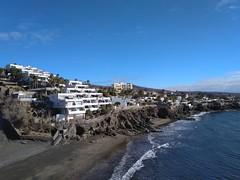 Final morning in San Agustín, Gran Canaria (Spain (Loeffle) Tags: 032019 spain spanien espana canaries canarias kanaren grancanaria sanagustin playadelpirata playa beach strand