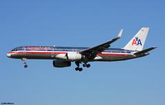 American Airlines Boeing 757-223(WL) N185AN / BRU (RuWe71) Tags: americanairlines aaaal american usa unitedstatesofamerica dallas boeing boeing757 b757 b752 b757200 b757200wl b757223 b757223wl boeing757200 boeing757200wl boeing757223 boeing757223wl n185an cn32379962 brusselsairport brusselsnational brusselszaventem brusselszaventemairport zaventem brusselzaventem bru ebbr twinjet landing winglets