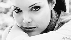 She Took A Long Cold Look (RickB500) Tags: portrait girl rickb rickb500 model beauty expression face cute hair sylvia pinkfloyd sydbarrett barrett bestportraitsaoi