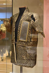 Chihal'ta hazar masha Armour (18th Century) (Bri_J) Tags: royalarmouries leeds westyorkshire uk museum militarymuseum warmuseum yorkshire nikon d7500 chihal'tahazarmasha armour indianarmour jacket coatofonethousandnails