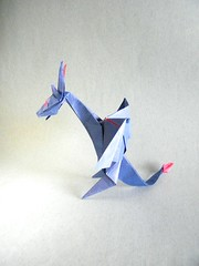 Dragonet - Marc Vigo (Rui.Roda) Tags: origami papiroflexia papierfalten dragão dragon dragonet marc vigo