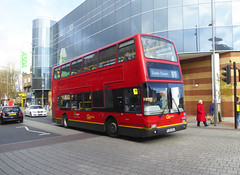 GAL PVL284 - PJ02RCU - OSF - BEXLEYHEATH BROADWAY - THIR 4TH APR 2019 (Bexleybus) Tags: bexleyheath broadway asda shopping centre kent da7 goahead go ahead london plaxton president volvo b7tl pvl284 pj02rcu tfl route 89