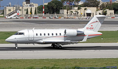TC-CLH LMML 08-04-2019 Private Bombardier CL-600-2B16 Challenger 605 CN 5763 (Burmarrad (Mark) Camenzuli Thank you for the 18) Tags: tcclh lmml 08042019 private bombardier cl6002b16 challenger 605 cn 5763