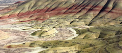 The Painted Hills V (Eclectic Jack) Tags: eastern oregon trip october 2018 rural autumn fall mountains painted hills hill central paintedhills thepaintedhills