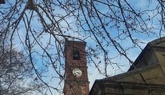 Saliceto - il campanile (gianninove66) Tags: campanile langhe arte borghi saliceto