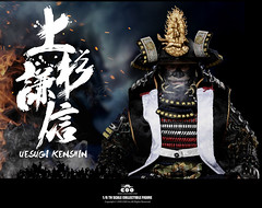 COOMODEL 20190120 CM-SE043 Uesufi Kenshin 上杉谦信 - 01 (Lord Dragon 龍王爺) Tags: 16scale 12inscale onesixthscale actionfigure doll hot toys coomodel samurai