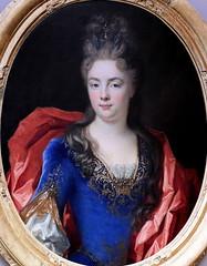 IMG_4208E Nicolas de Largillière. 1656-1746. Paris.    La princesse de Rohan . Rouen. Musée des Beaux Arts (jean louis mazieres) Tags: peintres peintures painting musée museum museo lafemmedanslapeintureeuropéenne thewomanineuropeanpainting