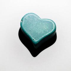light hearted (m_laRs_k) Tags: shadow white teal heart macromondays hardlight olympus omd 14150 macro