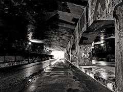 tunnel_1 (Sergei_41) Tags: россия москва moscow чб монохром тоннель monochrome monochromatic s7 samsunggalaxy smartphone mobilephoto tunnel russianphoto russianpics russia russianstyle dark darkphoto tagsforlikes flickrfriday wb blackandwhite noir blancoynegro black blackphoto blackandwhitephotography blackwhite blackandwhitephoto bwlover bw bwstyles bnwcapture bnwcity bnwmood bnwlife bnw city citylife cityscape urbanstyle urban urbanwalls wall streetphoto streetphotographer street streetphotographers asphalt road perspective lines