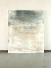 Bild_2286_blurred_blue_white_cream_130_110_4_cm_mixed_media_on_canvas_2019_studioview_04 (ART_HETART) Tags: contemporary art hetzel modern painting colorfield texture abstract minimal canvas