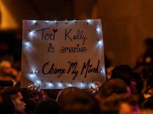 Tori Kelly fan photo