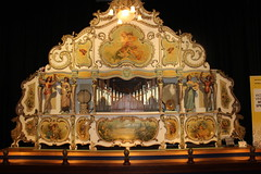 Dance hall organ 'De Aalster Gavioli', 1900 (Davydutchy) Tags: utrecht nederland netherlands niederlande paysbas holland museum speelklok tot pierement steenweg mechanical music dancehall organ orgue danspaleis aalstergavioli gavioli march 2019