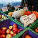 Bern fresh market: pumpkins and apples