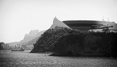 Por do Sol em Icaraí (mcvmjr1971) Tags: red mac museu de arte contemporanea niteroi brasil rio janeiro 2019 verão sunset por sol ceu sky mmoraes nikon d800e sigma 150500mm os