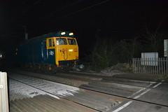 Waverley Re-Union Railtour (Gerry Rudman) Tags: class 50007 50049 preston brook cheshire waverley reunion birmingham new street edinburgh tweedbank scottish borders