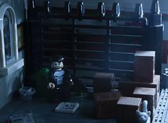 Frank Castle (Ben Cossy) Tags: the punisher frank castle guns weapons skull marvel mcu comic lego moc afol tfol
