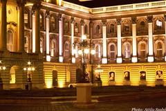 Budai várnegyed - Lámpa (atillaszabi@gmail.com) Tags: budaivár budacastle lámpa lights budapest hungary magyarország manuallens helios44m4 hoyacirplfilter effect longexposure