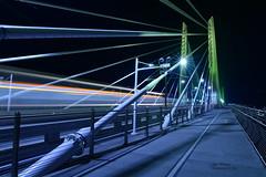 Bridge of the People (ExpressionOfJoy) Tags: tilikumcrossing bridgeofthepeople portland oregon bridge longexposure nikon widelens