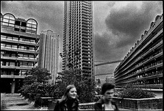C37-7 1975 Brutalism (hoffman) Tags: housing architecture brutalist brutalism city urban london outdoors street barbican brunswickcentre londonwall concrete davidhoffman wwwhoffmanphotoscom