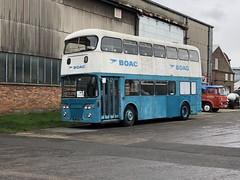 Leyland Atlantean (1966) (Clanger's England) Tags: lyf307d bus byantony boac