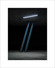 π (ekkiPics) Tags: availablelight π pi architecture nightphotograph garehoenheim strasbourg zahahadid