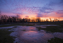 Brand New Day (Matt Champlin) Tags: spring springtime beautiful morning life nature colorful sunrise peace peaceful melt thaw march amazing sky skies love landscape canon 2019 home skaneateles reborn rebirth