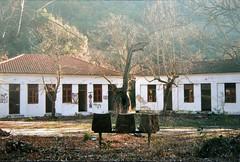 Eleutheres (DoraS.) Tags: eleutheres therms terme water abbandono decay beauty houses case vuoto film rullino