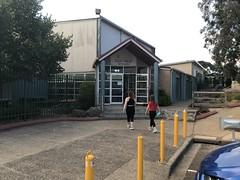 (yewenyi) Tags: stephenwigneygymnasium fountaingate victoria melbourne australia teresa krysta entrance