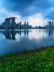 Marina Bay, Singapore! (Tom Helleboe) Tags: