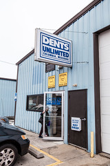 Dents Unlimited Selects-001 (caseymotto) Tags: americanflag autobody car coffee columbia commercial dent fenderbendermagazine fenderbender magazine paint repair