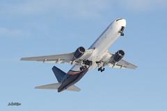 A56A0617@L6 (Logan-26) Tags: boeing 76736ner gpowd msn 30847 titan airways riga international rix evra latvia aleksandrs čubikins fly flying sky blue