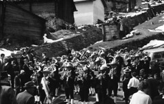 Sölden brassband (Arne Kuilman) Tags: lostandfound zimmermans photos photonotmine scan v600 epson holiday found gevonden musikkapelle sölden band music traditional